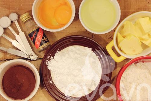 Nhấm nháp bánh sò vị sô cô la ngọt ngào - 1