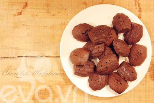 Nhấm nháp bánh sò vị sô cô la ngọt ngào - 10