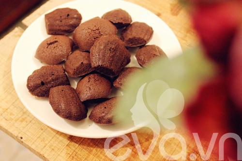 Nhấm nháp bánh sò vị sô cô la ngọt ngào - 8