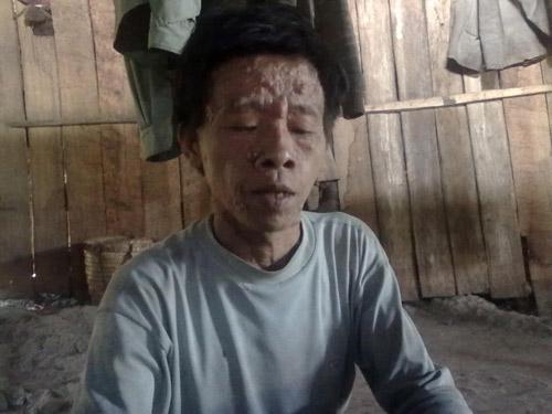 """gap nguoi mang than hinh quy tren """"sa mac da"""" - 1"""