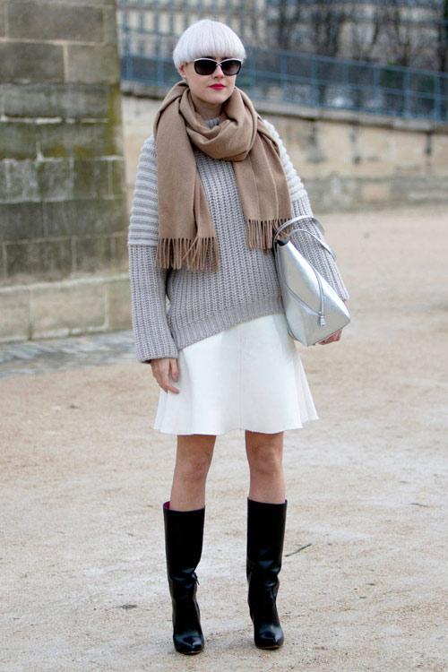 chuyẹn váy ỏ paris - 10