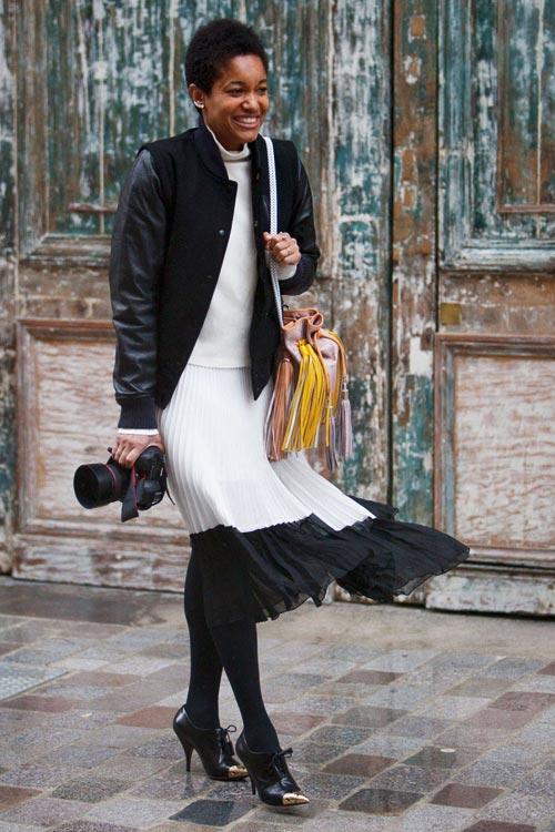chuyẹn váy ỏ paris - 9