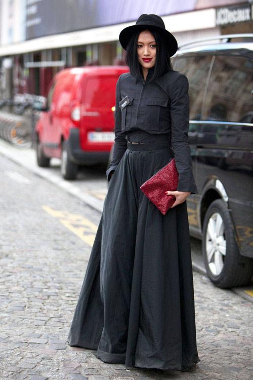 chuyẹn váy ỏ paris - 8
