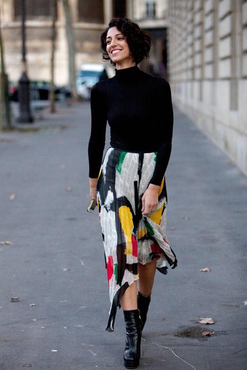 chuyẹn váy ỏ paris - 1