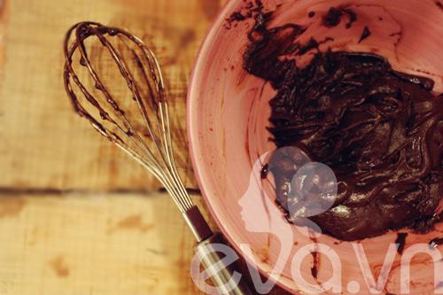 Nhấm nháp bánh sò vị sô cô la ngọt ngào - 6