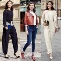 Thời trang - Xao xuyến thời trang đường phố của Lưu Thi Thi