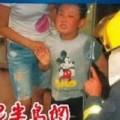 Tin tức - Giải cứu bé trai bị kẹt cứng ở cửa xoay tròn