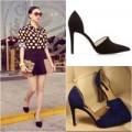 """""""Săn lùng"""" giày Zara siêu hot cho mùa hè 2014"""
