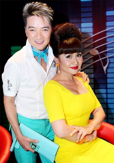 """mr dam tang chan """"doc"""" cho luu thien huong - 1"""