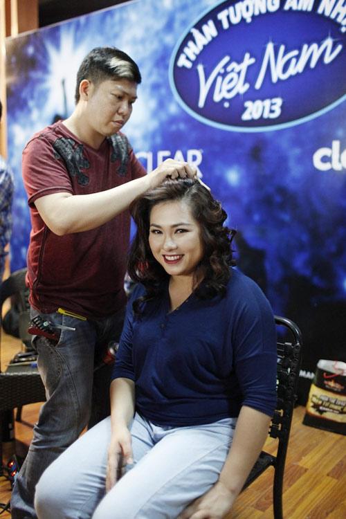 VN Idol: Minh Thùy muốn máu lửa như Siu Black-1