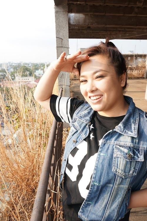 VN Idol: Minh Thùy muốn máu lửa như Siu Black-2
