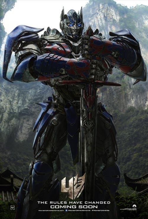 """transformers 4 tung teaser dai """"nong bong tay"""" - 2"""