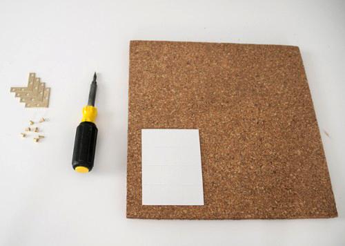 DIY: Bảng ghi chú nhắc việc tiện lợi - 2