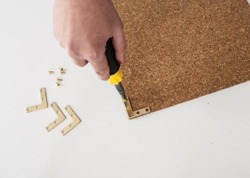 DIY: Bảng ghi chú nhắc việc tiện lợi - 4