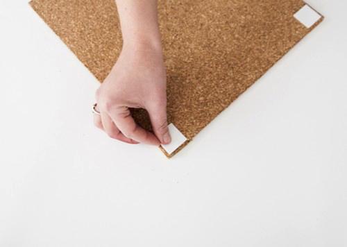 DIY: Bảng ghi chú nhắc việc tiện lợi - 5
