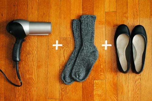 4 mẹo giúp giày chật 'hóa' vừa - 5
