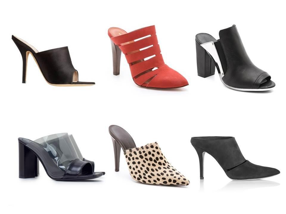 """""""Từ điển"""" giày dép cho những tín đồ shopping-10"""