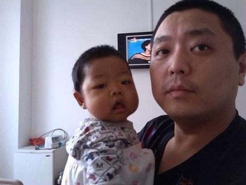 Xúc động: Bố giảm 15kg để hiến gan cứu con-5