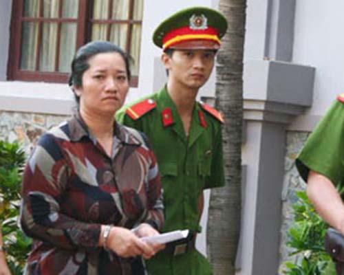 Vợ bí thư xã giết người bị tuyên tử hình-1