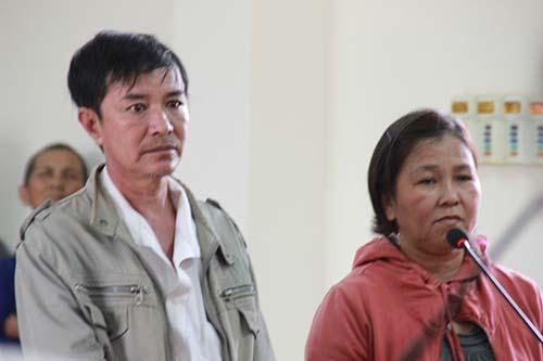 Vợ bí thư xã giết người bị tuyên tử hình-2