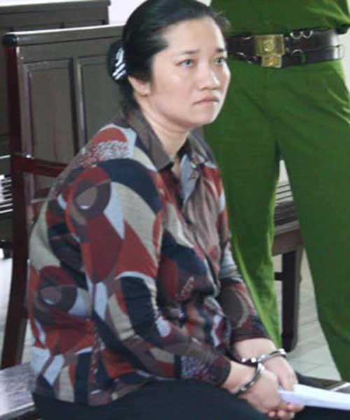 Vợ bí thư xã giết người bị tuyên tử hình-4