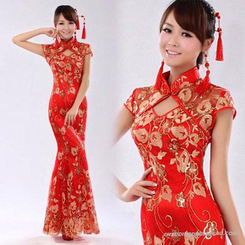 ao dai lot top 10 trang phuc truyen thong sexy nhat - 3