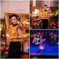 Làng sao - Linh Nga kiêu sa, đài các trong vũ điệu Sen