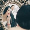 Làng sao - Lộ ảnh cưới của ca sỹ Tuấn Hưng
