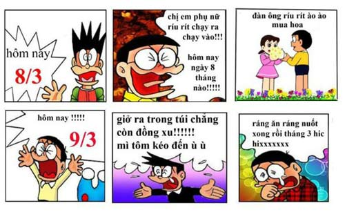 chet cuoi voi anh che 'doc' ngay 8-3 - 11