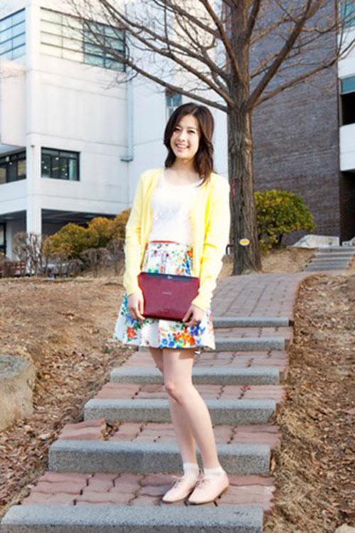 Cô gái IQ cao nhất Hàn Quốc xinh ngỡ ngàng - 10