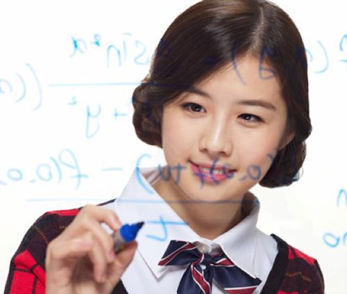 Cô gái IQ cao nhất Hàn Quốc xinh ngỡ ngàng - 5