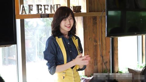 Cô gái IQ cao nhất Hàn Quốc xinh ngỡ ngàng - 7