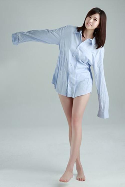 Cô gái IQ cao nhất Hàn Quốc xinh ngỡ ngàng - 9