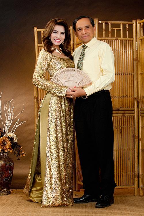 Chồng quý bà Kim Hồng lần đầu tâm sự về vợ-1