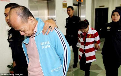 Cặp vợ chồng Malaysia bị treo cổ vì hành hạ 'osin'-2