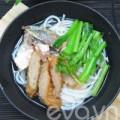Bếp Eva - Bánh canh cá cho bữa sáng cuối tuần