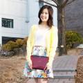 Làm đẹp - Cô gái IQ cao nhất Hàn Quốc xinh ngỡ ngàng