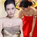 """Thời trang - Chiêu sexy của """"nữ hoàng dao kéo"""" xứ Trung"""