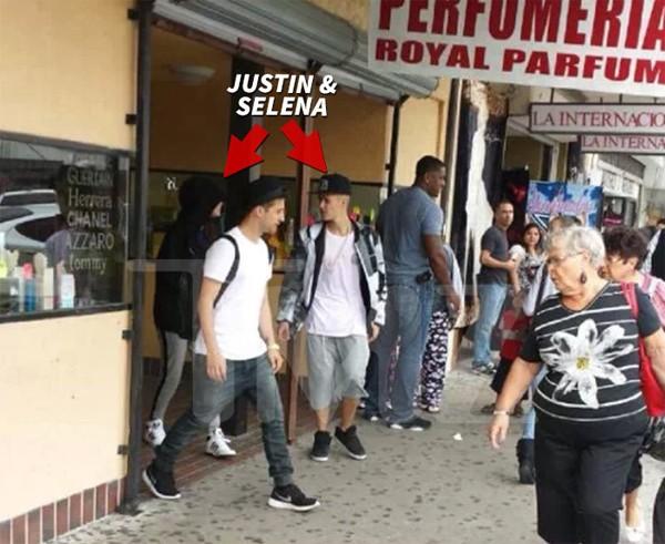 Justin Bieber lại tái hợp Selena Gomez-1