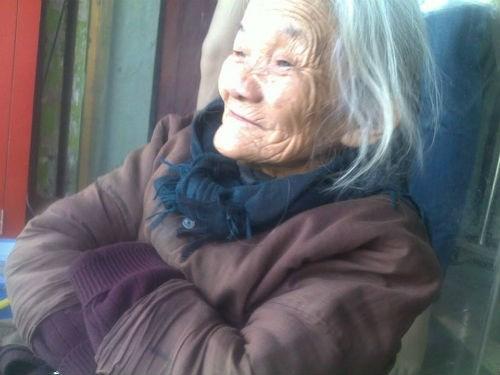 Chuyện bà cụ 84 tuổi chỉ mong được chết, được hiến xác-1