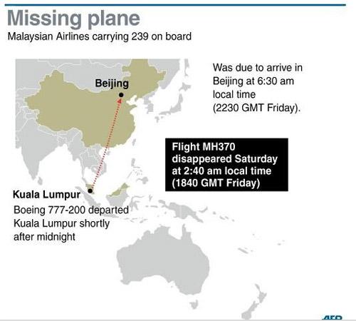 Thân nhân gào khóc chờ tin máy bay Malaysia mất tích - 8