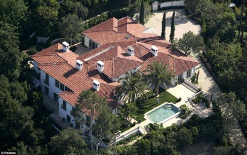17 năm đổi nhà 'xoành xoạch' của Beckham-9