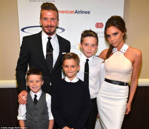 17 năm đổi nhà 'xoành xoạch' của Beckham-11