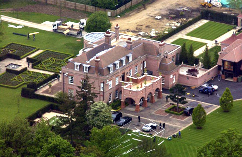 17 năm đổi nhà 'xoành xoạch' của Beckham-5