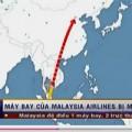 Tin tức - Video: Máy bay của Malaysia Airlines bị mất tích