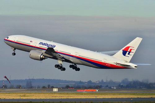 may bay malaysia quay dau lai truoc khi mat tich - 1