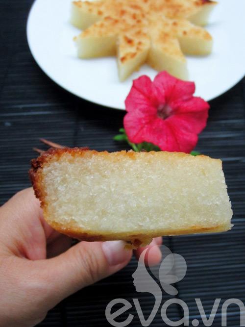 Bánh khoai mì nướng thơm lừng - 13