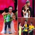 Làng sao - Cơn mưa nước mắt ở Bước nhảy Hoàn vũ liveshow 8