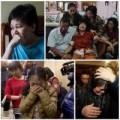 Tin tức - Những người phụ nữ vật vã ngóng chờ tin máy bay mất tích