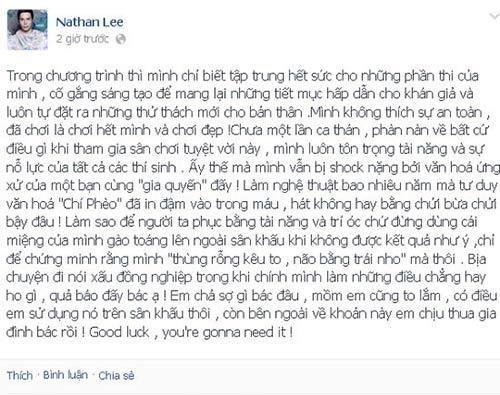 """""""toi khong dien ma chui dong quoc trung"""" - 2"""